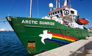 Arcticsunrise