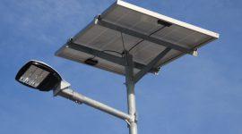 Il fotovoltaico al servizio della luce: il lampione fotovoltaico BISOL SSL-30