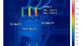Manutenzione degli impianti fotovoltaici e analisi non distruttive: la termografia